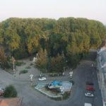 Zona centrala a Caransebesului a fost inchisa