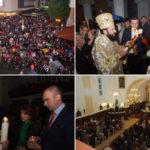Hristos a inviat! Lumina a ajuns in casele caransebesenilor