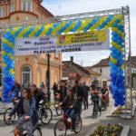 Pe bicicleta de Ziua Europei