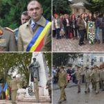 Caransebesenii au cinstit Ziua Armatei
