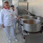 Bucatarie noua la spitalul din Caransebes