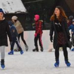 S-a deschis patinoarul din Caransebes
