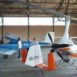 De zece ani, scoala de zbor la Caransebes. Aeroclubul face inscrieri!