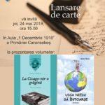 Lansare de carte – Sorin Olariu