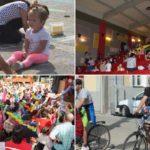 De 1 iunie, Caransebesul este al copiilor
