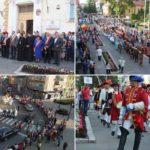 Garda Imperiala a deschis Serbarile Cetatii
