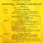 Toamna la gugulani – editia 2018