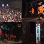 La multi ani, 2019! Caransebesenii au sarbatorit Revelionul in centru