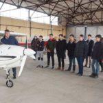 Record de înscriși la Aeroclubul Caransebeș