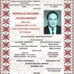 Va invitam la Festivalul folcloric Veliscu Boldea