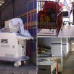 Belgienii donează încă o tură de aparatură medicală spitalului din Caransebeș