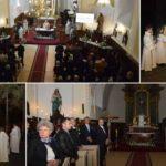 Catolicii caransebeșeni au primit vestea Învierii!