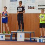 Atleții caransebeșeni, pe podium la Cluj-Napoca