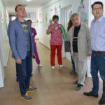 Așa da! Coridorul groazei de la spitalul din Caransebeș, reabilitat!
