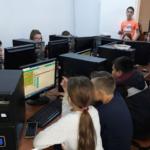 "Copiii fac coding la Biblioteca ""Mihail Halici"""