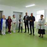 """""""Neurologia"""" de la spitalul din Caransebeş, renovată din fonduri proprii"""