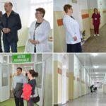 Secţie renovată la spitalul din Caransebeș! La inițiativa medicilor!