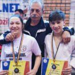 Caransebeşul dă un campion şi un vicecampion naţional la judo