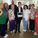 Donație Rotary pentru spital: două monitoare la Pediatrie! Urmează un dermatom!