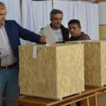 Felix Borcean, la ieșirea de la urne: Am votat pentru competență!