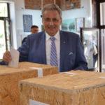 Marcel Vela: Am votat pentru viitor și pentru o țară normală!