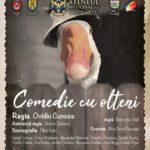 Comedie cu Olteni