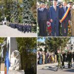 Armata, onorată și la Caransebeș