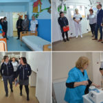Benning, în sprijinul copiilor din spital