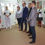 Saloane renovate şi aparatură nouă la Pediatria spitalului