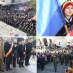 De Ziua Națională, la Caransebeș s-a cerut unitate!