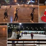 Liber la patine în Piaţa Tricolorului și Parcul Dragalina
