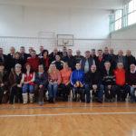 Gloriile voleiului din Caransebeș s-au reunit după zeci de ani