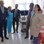 Cican nu tace, dar face! Aparatură de 80 de mii de euro la spitalul din Caransebeș!