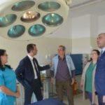Spitalul din Caransebeş, şantier în lucru!