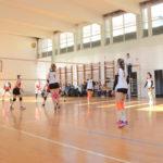 Voleibalistele din Caransebeș, ca și calificate în semifinale