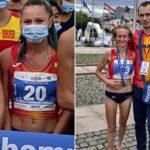 Liliana Dragomir, locul 5 la Campionatele Balcanice