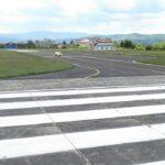 Pe 20 noiembrie, la Caransebeş, aterizează prima cursă charter de pasageri