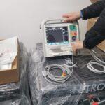 Aparatura si utilitati noi pentru Spitalul Municipal de Urgenta Caransebes