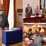 Borcean: Am jurat pentru Caransebeș și nu pentru un partid sau lider de partid!