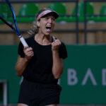 Patricia Țig, performanța carierei la Roland Garros