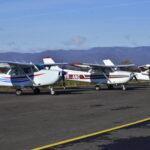 Zbor lin, pe Aeroportul Caransebeș! Ardiles din Las Fierbinți pasionat de zbor