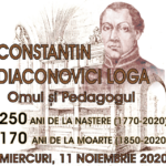 Constantin Diaconovici Loga – Omul si Pedagogul