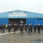 Unitatea Specială de Aviaţie Caransebeş şi-a ţinut ziua pe aeroport