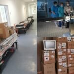 Aparatură de 2,4 milioane de lei la Spitalul din Caransebeş. Plus apă caldă!