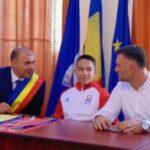 Juniorul Alex Matei, originar din Caransebeş, campion naţional de seniori