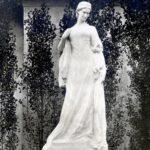 Statuia împărătesei Sisi de la Caransebeş ar putea fi reconstituită