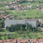 Curățenie la spitalul din Caransebeș