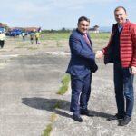 Municipiul Caransebeș, asociat pentru inovare și cercetare cu Aeroportul