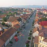 Strada Ardealului, prioritară pentru municipalitatea din Caransebeș
