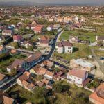 Mai multă lumină pe două străzi din Caransebeș